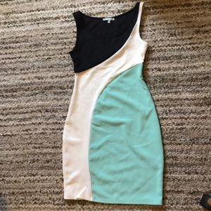 Stylish tank style dress a little stretchy